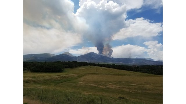 Hayden Pass Fire grows to 16,360 acres
