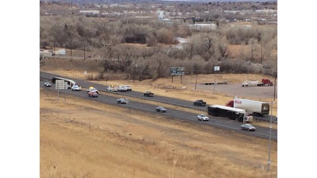 Restrictions in place for high-profile vehicles on southeastern Colorado highways