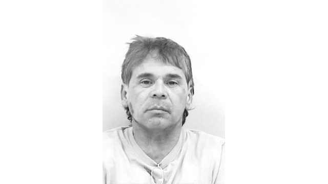 """ROBERT L. GRIMALDO is a White Male, 49 years old, 5'4"""" tall, and 140 lbs., with black hair and brown eyes. GRIMALDO is wanted for Escape._242640"""