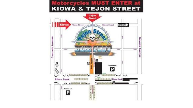 CDOT to promote motorcycle safety training at 17th annual Tejon Street Bike Fest