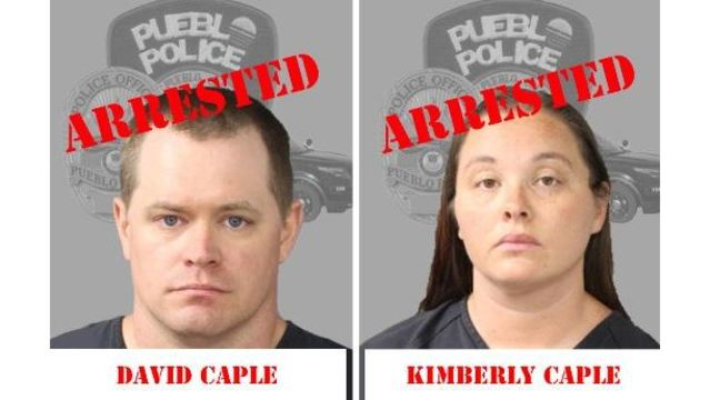 Pueblo couple arrested for sexually assaulting their 2 children