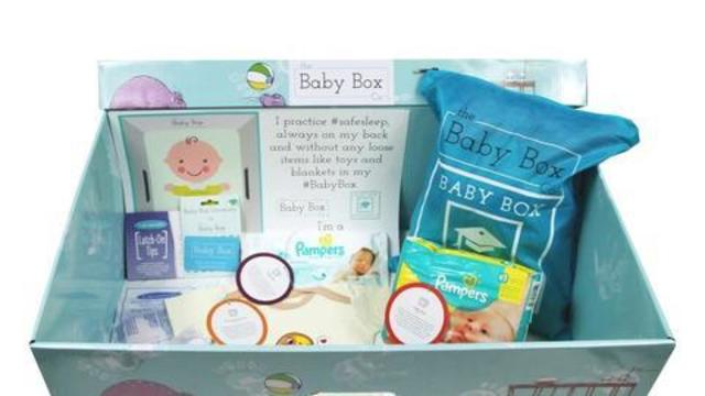 Baby box program offers free baby products to new, expectant parents in Colorado