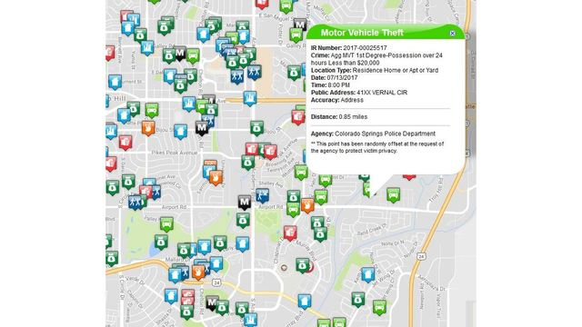 Police Crime Map S F Police To Put Crime Mapping System On Web - Baton rouge crime map