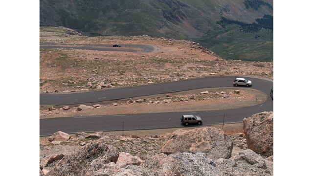 Labor Day weekend is your last chance to drive up Mt. Evans this season