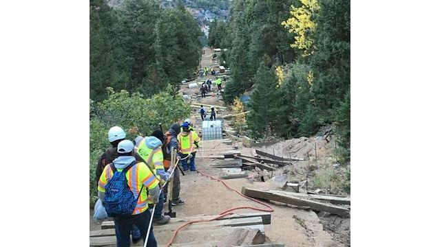 Manitou Incline to reopen Dec. 1