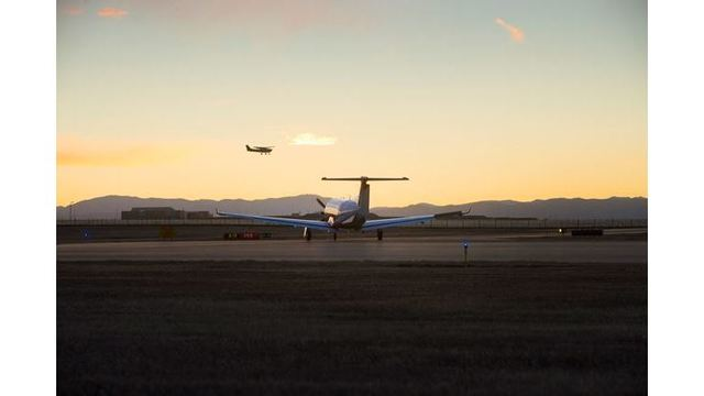 Colorado sends Multi-Mission Aircraft to assist in California fire relief efforts