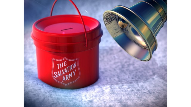Gold coin worth $1200 left in SC Salvation Army kettle