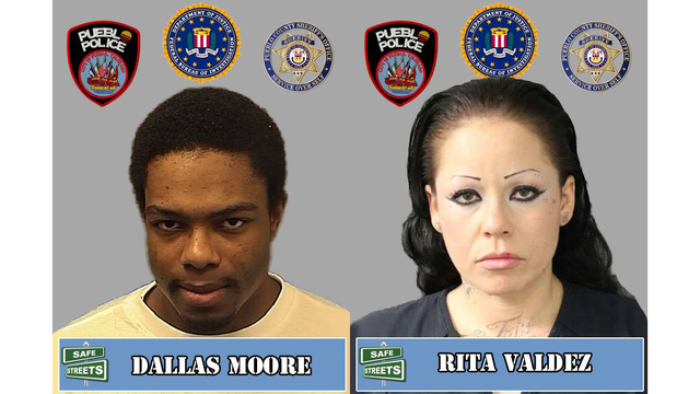January 12 Fugitive Finder: Pueblo's Most Wanted