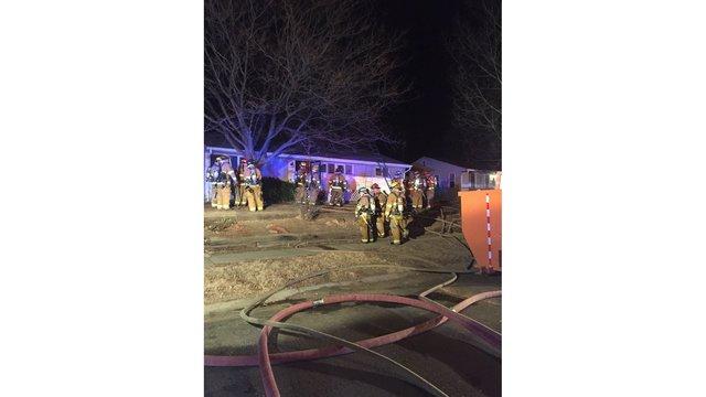 Floor finishing product sparks fire in Colorado Springs home