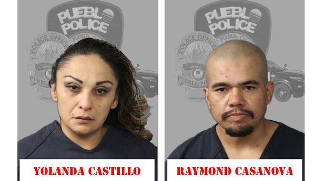 Car theft suspects arrested in Pueblo