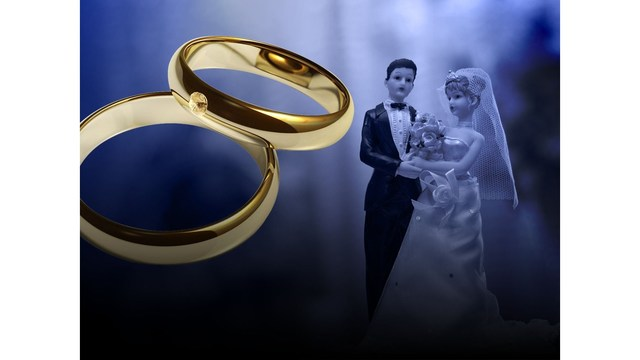 Free marriage ceremonies for couples looking to get married on Valentine's Day in Denver