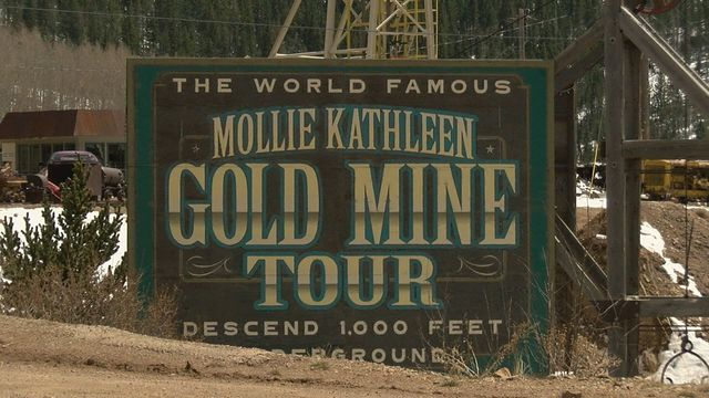 SPECIAL REPORT: An inside look at the Mollie Kathleen Gold Mine