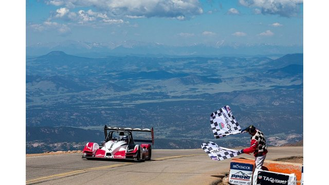 Pikes Peak International Hill Climb How To Follow The Race Clouds