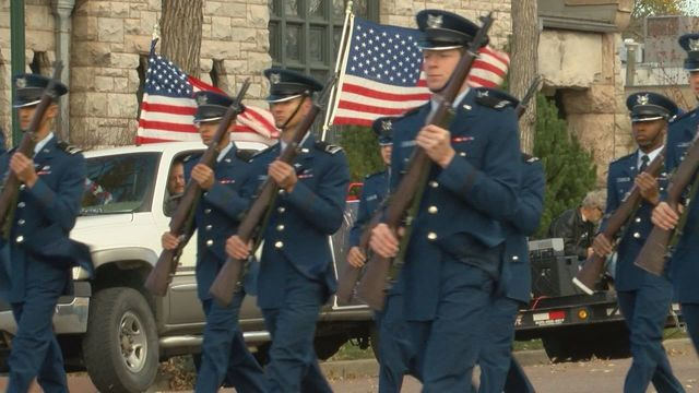 Annual Veterans Day parade happening Saturday in downtown Colorado Springs