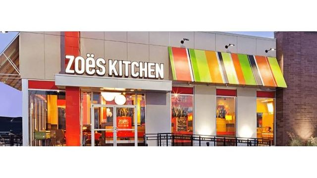 zos kitchen to open second colorado springs location this week - Zoes Kitchen Locations