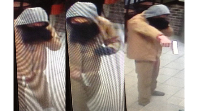 Police looking for man who robbed Pueblo pizza restaurant
