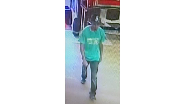 Police looking for man who robbed Pueblo King Soopers
