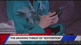 """CyberSafe: """"Sextortion"""" is the fastest growing cyberthreat to children"""