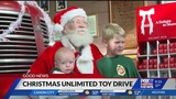 Colorado Springs fire museum hosts toy drive for Christmas Unlimited