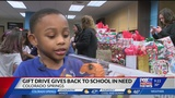Holiday gift drive gives back to local students in need