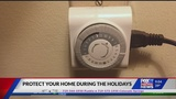 How to keep your home safe as you travel for the holidays