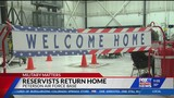 Peterson Air Force Reservists return home