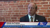 Colorado Springs Mayor John Suthers kicking off his re-election campaign