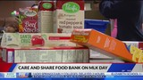 Hundreds pack and sort food at Care and Share for those affected by shutdown