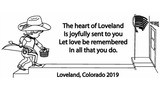 Here's how to get a Loveland postmark on your Valentine's Day mail