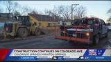 Local businesses owners worry road construction is turning away customers