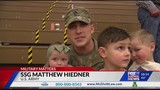 500 soldiers come home to Fort Carson