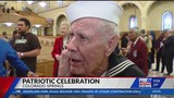 Veterans and active military celebrated with patriotic concert