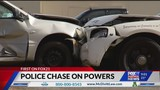 After chase, police arrest alleged attempted murder suspect