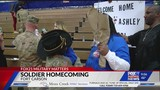 Families reunited during latest Fort Carson homecoming