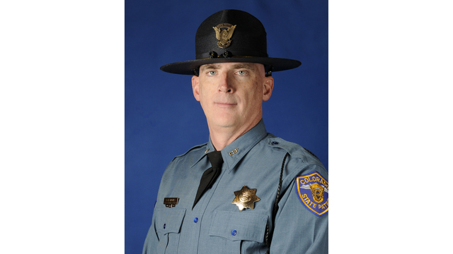Colorado State Patrol trooper hit and killed by car in northern Colorado