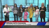 Spring fashions from The Outlets