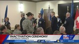 Inactivation ceremony marks change in leadership at Cheyenne Mountain AFS