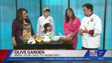 Olive Garden celebrates National Take Your Child To Work Day