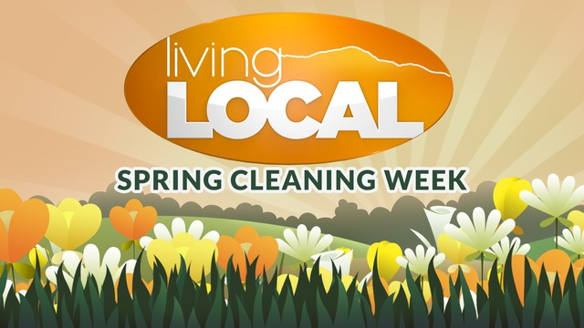 Living Local Spring Cleaning Sweepstakes