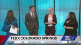 TEDxColoradoSprings on FOX21 Morning News