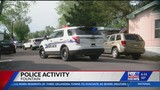Shots fired at police during standoff in Fountain
