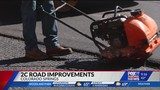 City provides update on 2C paving projects